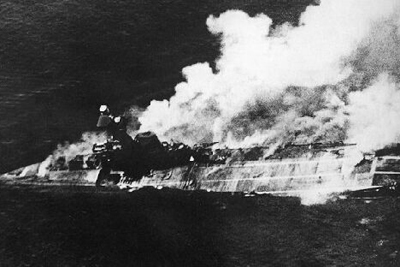 HMS HERMES Srilanka
