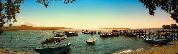 Menjangan Island bay Bali