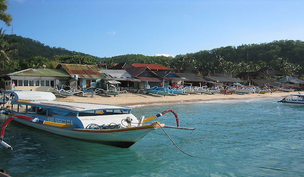 Padang Bai Bali