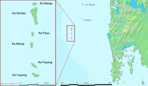 Similan_islands_map