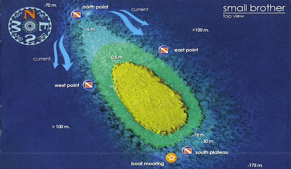Little-brother-island-scuba-dive-map