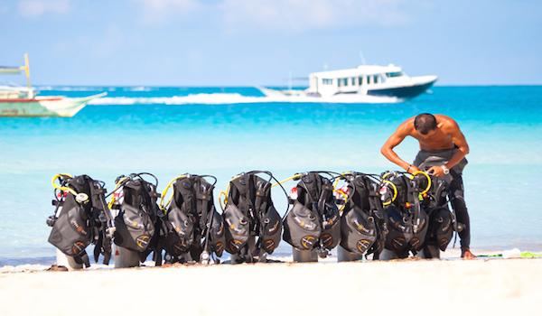 Shore_dive_prepare