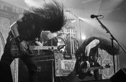 Anthrax at Northumbria SU Newcastle