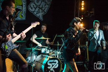Sonic Boom Six Newcastle gig
