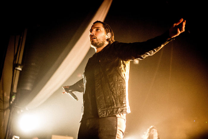 You Me At Six Newcastle 2017