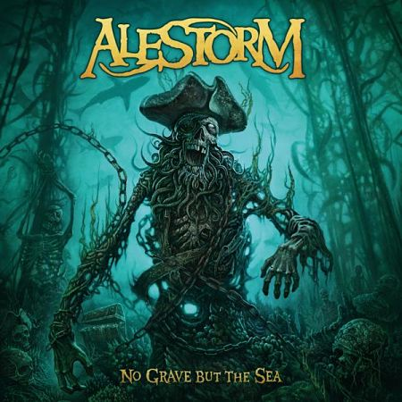 Alestorm - No Grave But The Sea album review