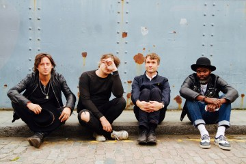 THE LIBERTINES '…Tiddeley Om Pom Pom Tour'