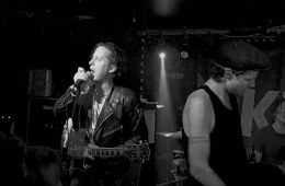 Carl Barat and The Jackals, KU Bar Stockton