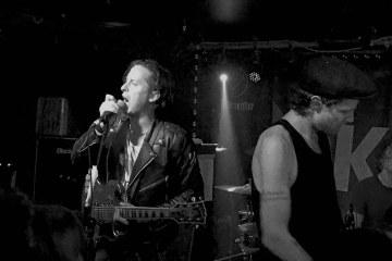 Carl Barat and The Jackals, KU Bar Stockton