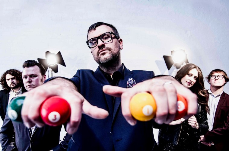 Reverend & The Makers are impossible to pin down on The