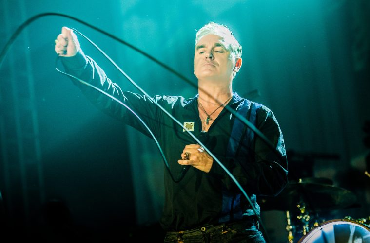 Morrissey – Low In High School (BMG)