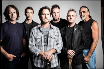 Pearl Jam Summer 2018 European Tour