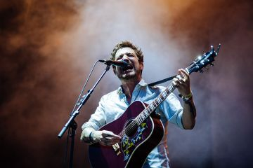 Frank Turner First Direct Arena