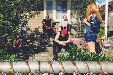 Press Club Late Teens album review