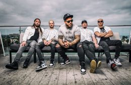 """BAD WOLVES RELEASE OFFICIAL MUSIC VIDEO FOR """"SOBER"""