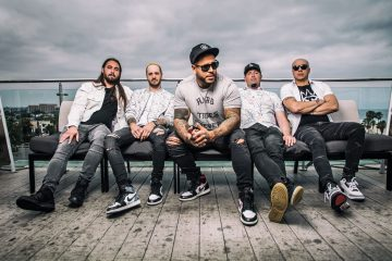 "BAD WOLVES RELEASE OFFICIAL MUSIC VIDEO FOR ""SOBER"