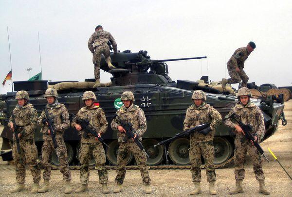 DEU Afghanistan Bundeswehr Anschlag