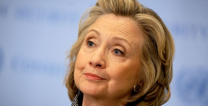 Hillary Clinton Addresses Email Controversy