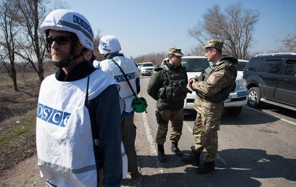 OSCE and JCCC agree on establishing monitoring bases in Shyrokyne, Donetsk Region