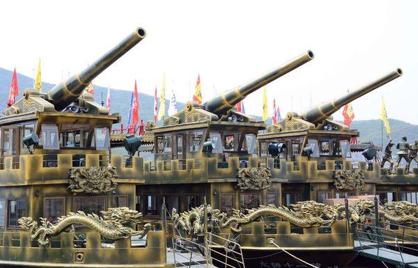 Путешествия и туризм: Китай