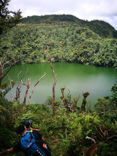 Lake Janagdan