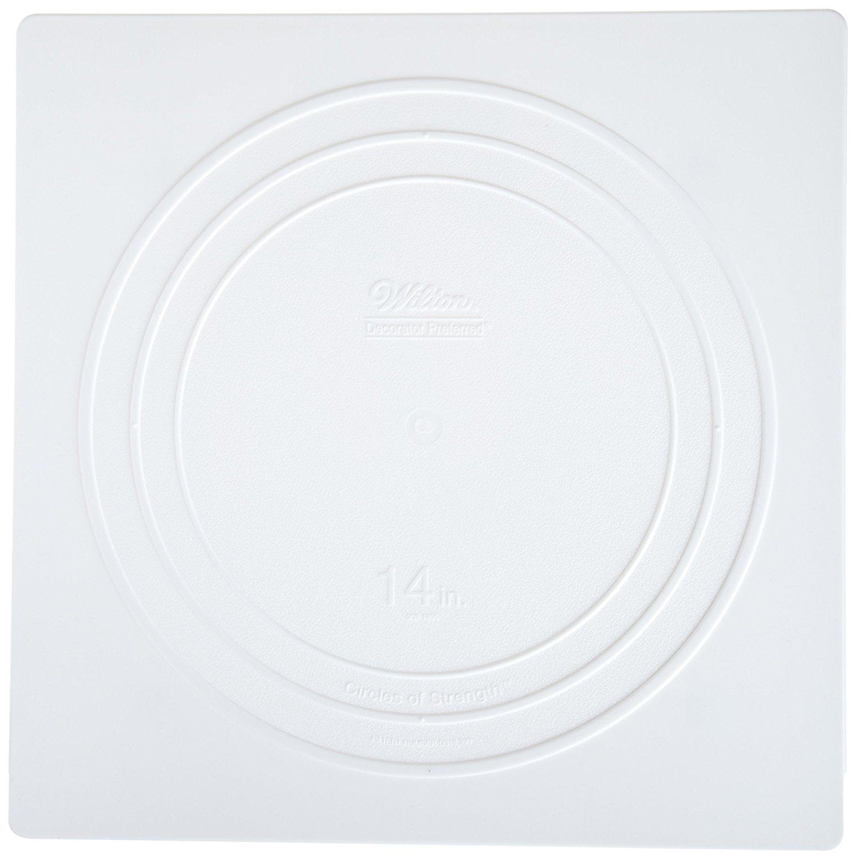 Wilton 6 Inch Square Separator Plate