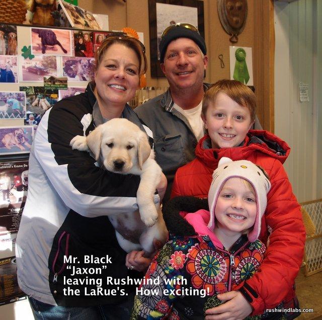 LaRue Family