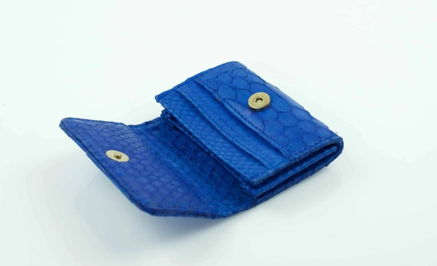 1.4 El blue Mini Wallet .  scaled