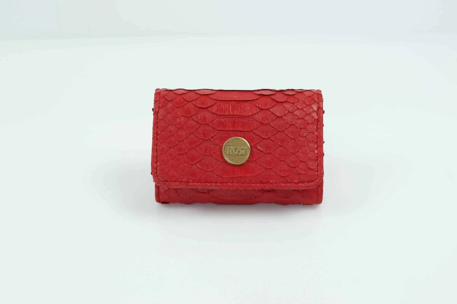 2.1 Red Mini Wallet  scaled