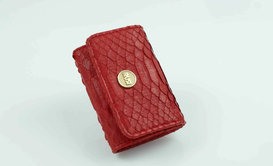 2.2 Red mini wallet  scaled