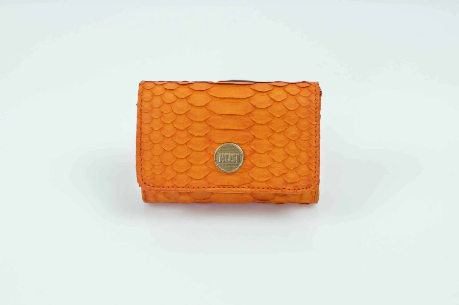 3.1 Orange Mini Wallet  scaled