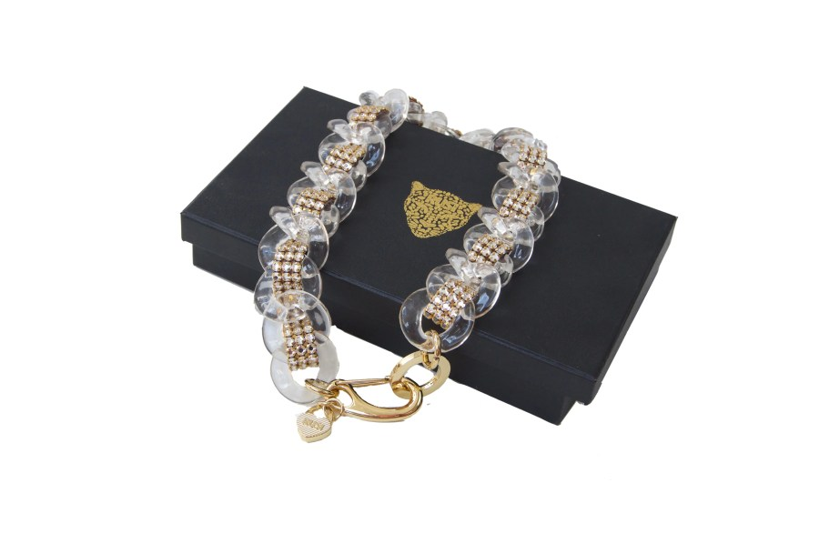 Clear Charm white with box  scaled