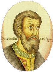 Великий Князь Василий II Васильевич (Темный)