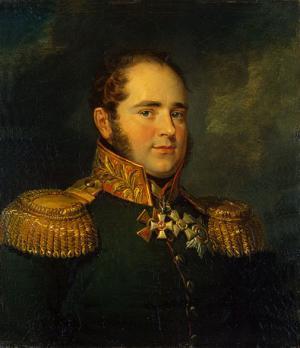 Карл Федорович Багговут