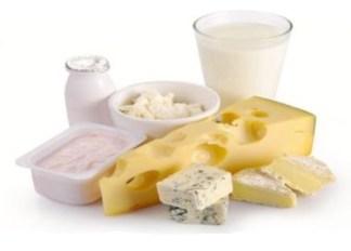 Молочные продукты / Mliečne výrobky