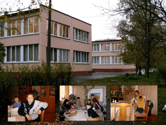 Jeg forstod ikke russisk hierarki på det russiske børnehjem