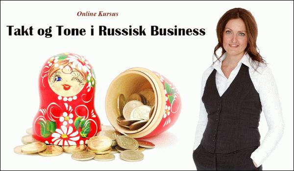 Takt og Tone i Russisk Business