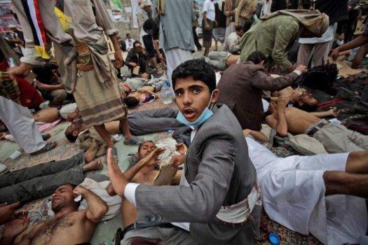(AP Photo/Muhammed Muheisen)