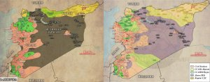Сирия преди и след руската интервенция (октомври 2015 – март 2016)