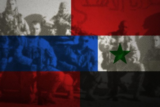 An experimental playground: The footprint of Russian private military companies in Syria