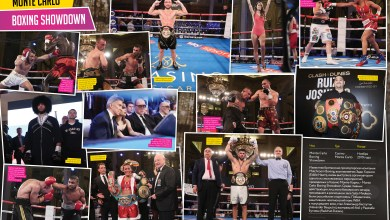 Photo of Monte Carlo Boxing Showdown