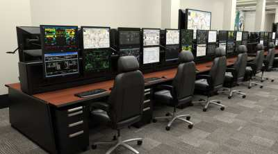Russ Bassett - Operations Center Console Workstations