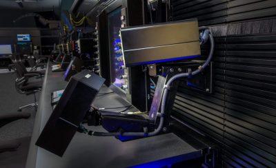 Russ Bassett - Air Traffic Control - Console Workstation Equipment Integration