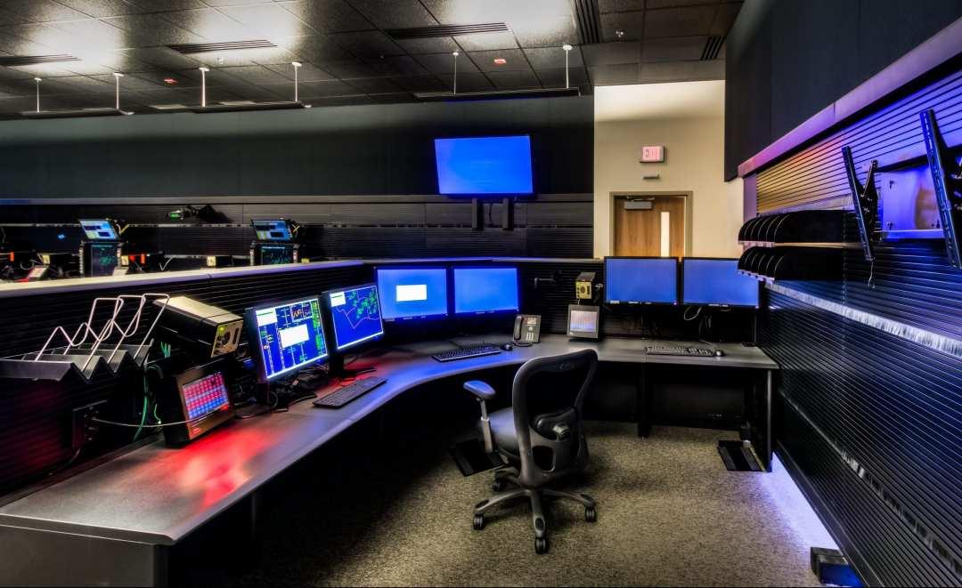 Russ Bassett - Air Traffic Control - Console Workstation Slatwall Accessories