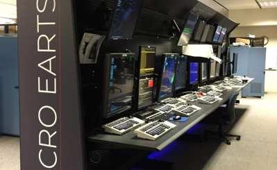 Russ Bassett - Air Traffic Control - Slatwall Console Workstation 2