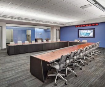 Russ Bassett tech ready Conference Tables - Commercial Office Furniture