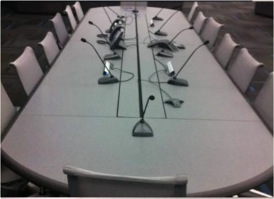 Russ Bassett - Government - Technical Conference Tables