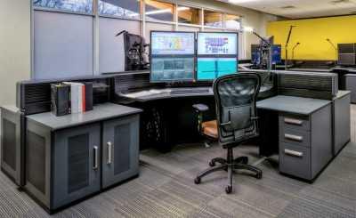 console workstations height adjustable ergonomic