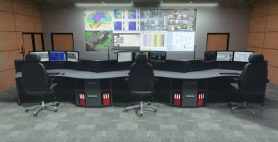 Security Operations - Consoles-Russ Bassett