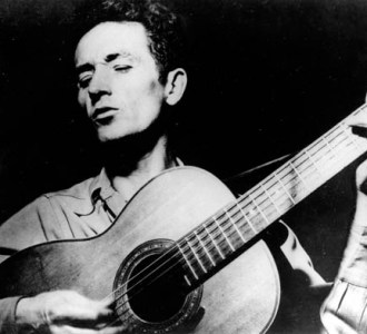 Woody Guthrie & Sid Gleason letters